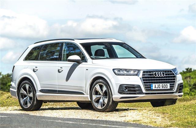 Audi Q Car Review Honest John - Audi q7 review