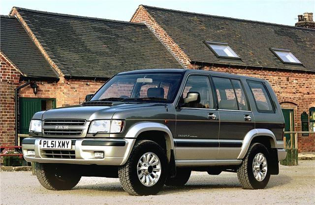 Isuzu Trooper 1998 Car Review Honest John