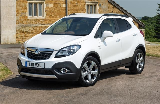 Vauxhall Mokka 2012 Car Review Honest John