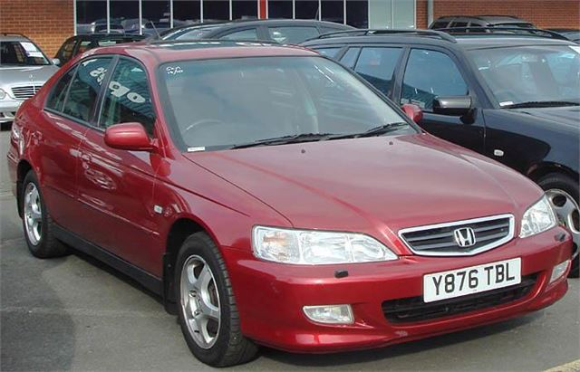 Honda Accord (1998u20132003)