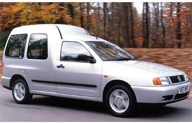 Volkswagen Caddy Kombi 1998 - Car Review | Honest John