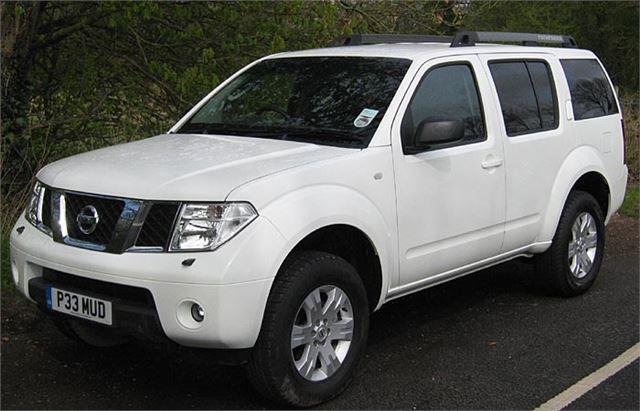 Nissan Pathfinder Se 2005 Road Test Road Tests Honest John