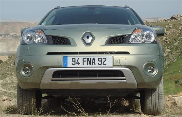 renault koleos 2008 road test | road tests | honest john