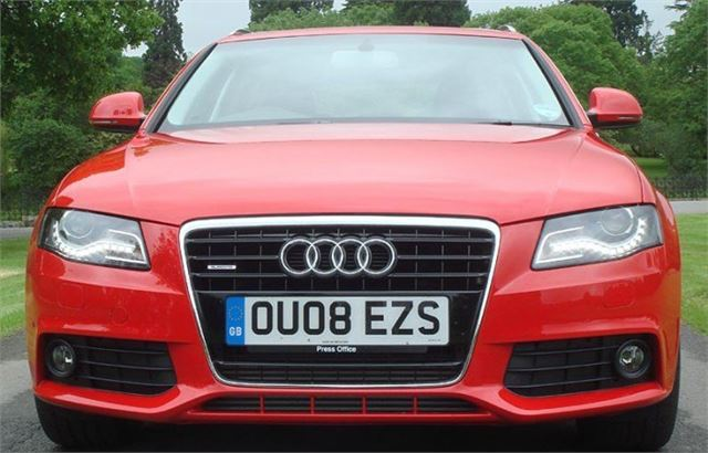 Audi A4 B8 Avant 2008 Road Test Road Tests Honest John