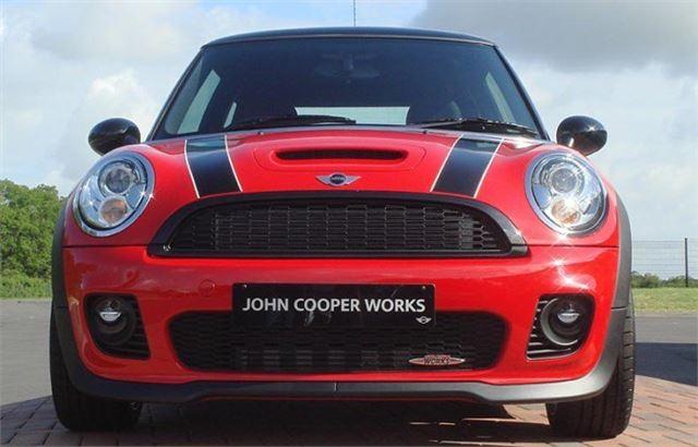 Mini Cooper S John Cooper Works R56 2008 Road Test Road Tests