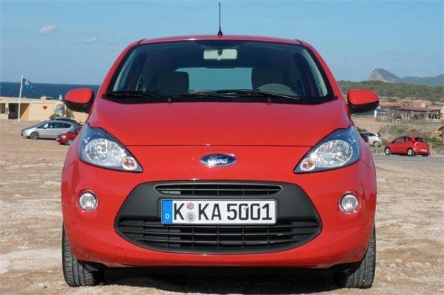 Ford Ka  Road Test