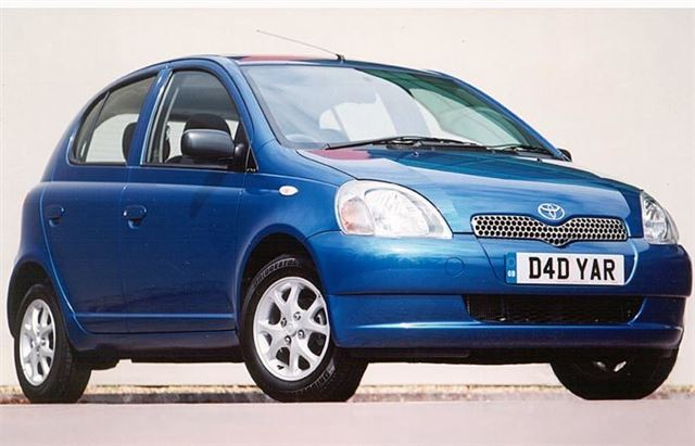 Toyota Yaris D 4d 2002 Road Test Road Tests Honest John