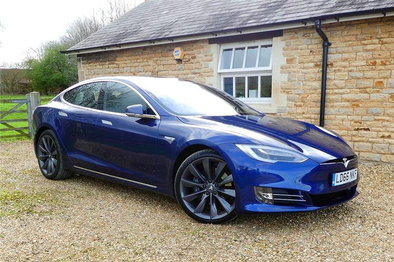 Model S (2014 - )