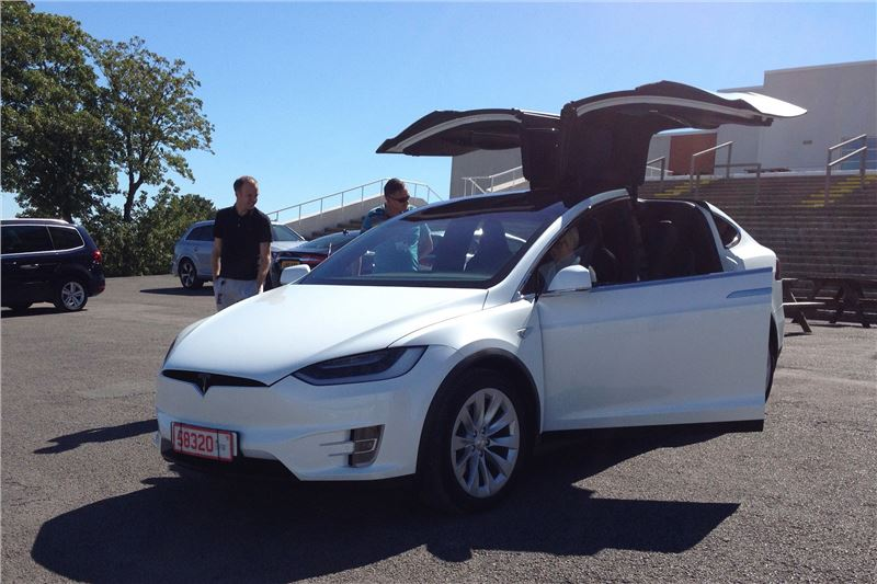 Model X (2015 - )