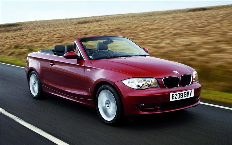 1 Series Convertible (2008 - 2014)