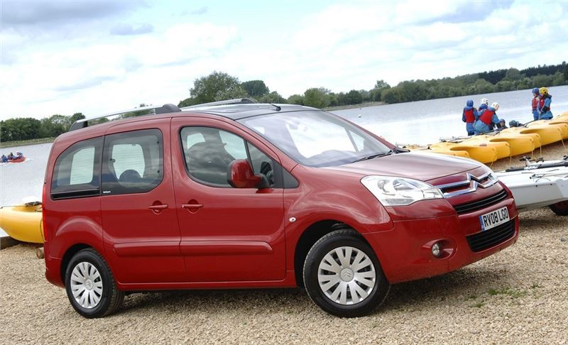 Berlingo Multispace (2008 - 2016)