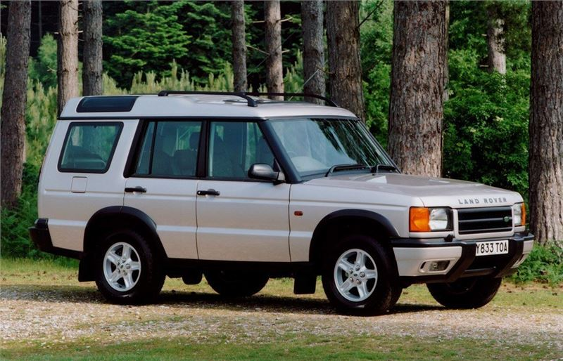 Discovery 2 (1998 - 2002)