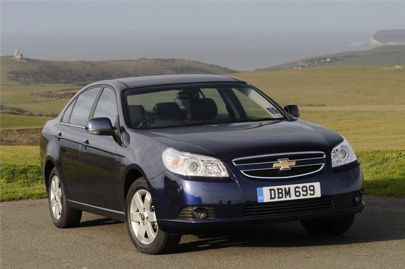 Chevrolet Epica (2008 - 2010)