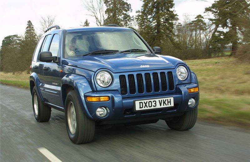 Cherokee (2002 - 2007)