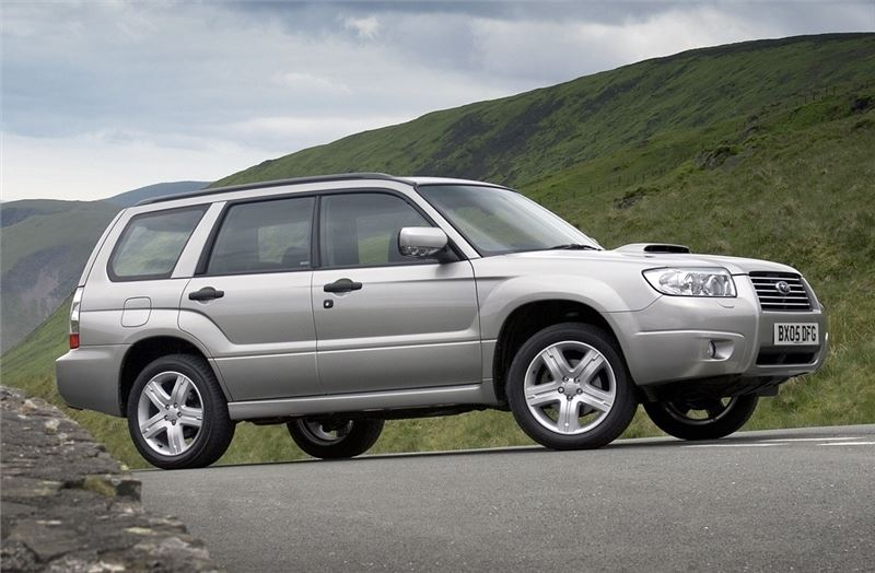 Forester (2002 - 2008)