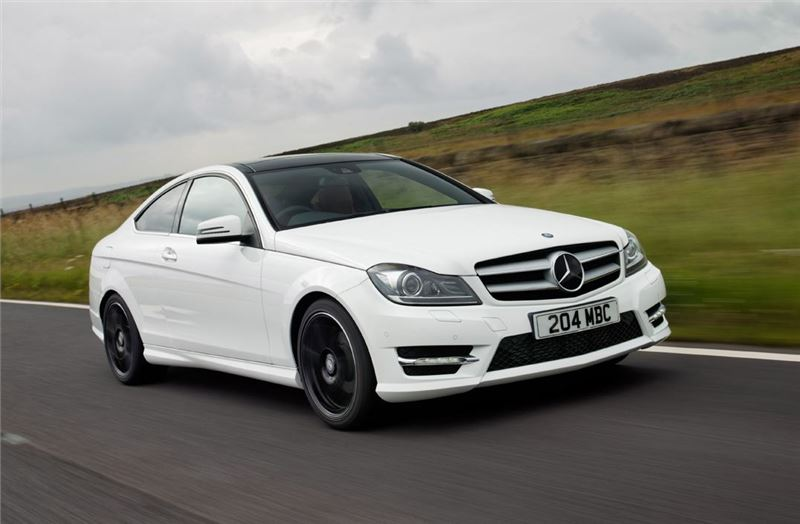 C-Class Coupe (2011 - 2016)