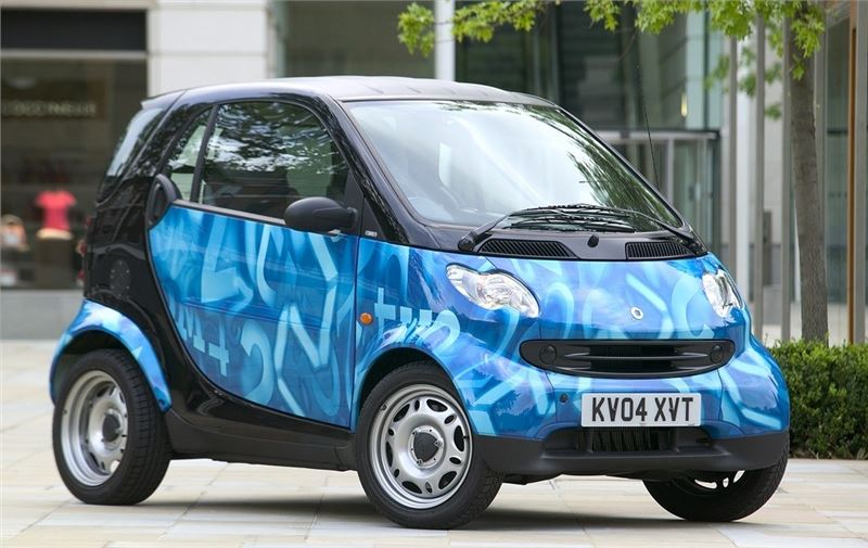 Fortwo (2004 - 2007)