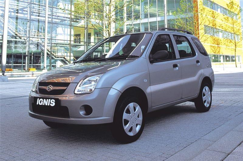 Ignis (2003 - 2007)