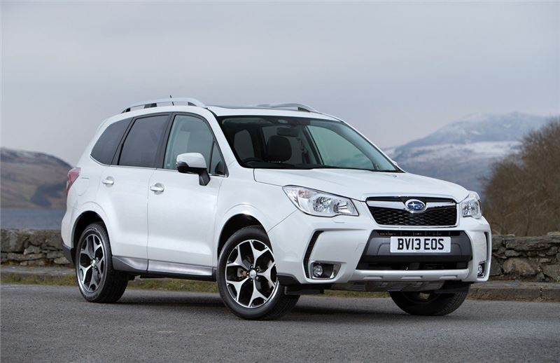 Forester (2013 - 2019)