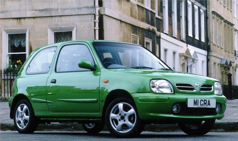 Micra (1992 - 2003)