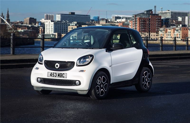 Fortwo (2014 - 2019)