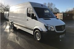 e28c10c160 2016 Mercedes-Benz Sprinter 313 LWB H R EURO 5  VALUE RANGE VEHICLE - CONDITION  REFLECTED IN PRICE . Van Monster Coventry Coventry