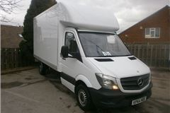 f9ef42f18a 18 Used Mercedes-Benz Sprinter Luton up to 5 years old Vans For Sale ...