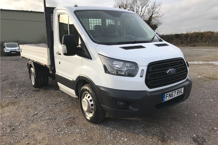 d84506228e 19 Used Ford Transit Tipper L2 up to 3 years old Vans For Sale Vans ...