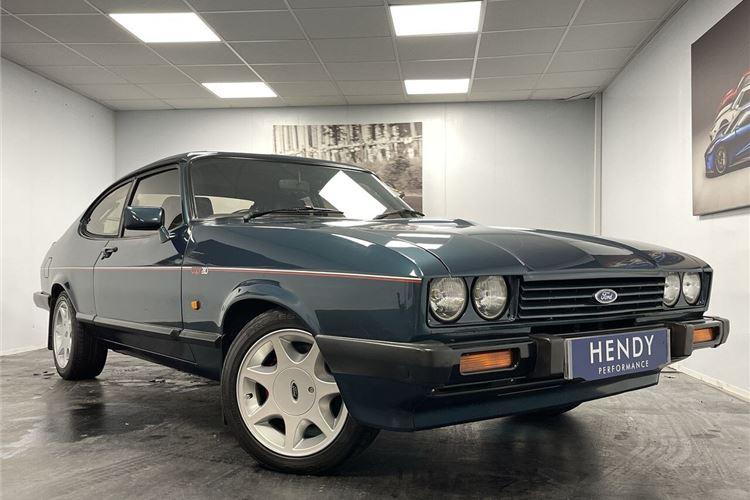 Ford Capri Classic Cars For Sale Honest John