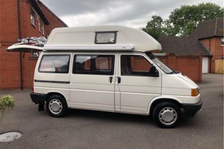 Used Volkswagen California Campervans For Sale Honest John