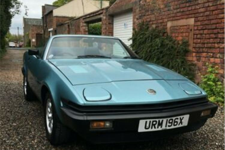 Triumph Tr7 Classic Cars For Sale Classic Cars For Sale Honest John