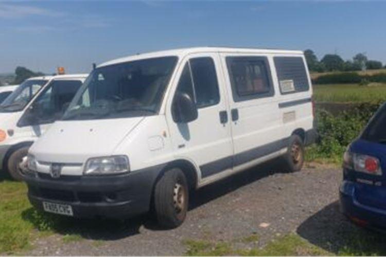 187 Used Peugeot Campervan Campervans For Sale Honest John