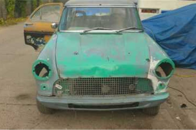Ford Consul Classic Cars For Sale Honest John