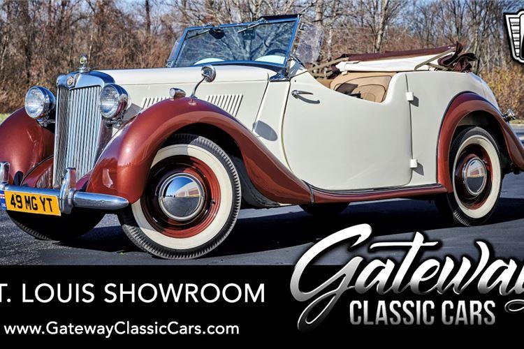 Mg 1940s Classic Cars For Sale Honest John