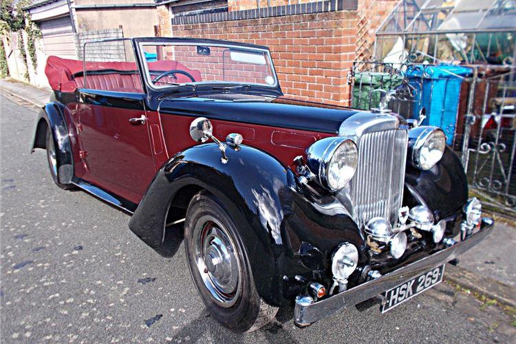 Alvis 1940s Classic Cars For Sale Classic Cars For Sale Honest John