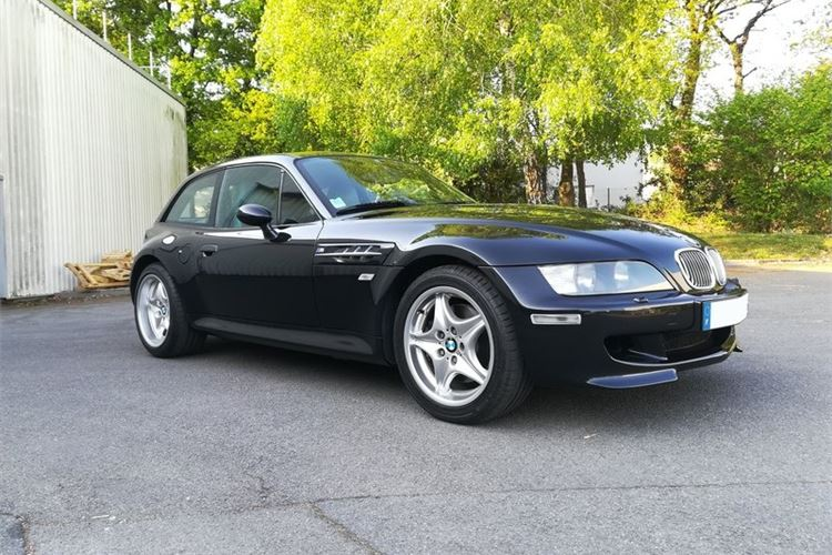 27 BMW Z3 Coupe Classic Cars For Sale | Honest John