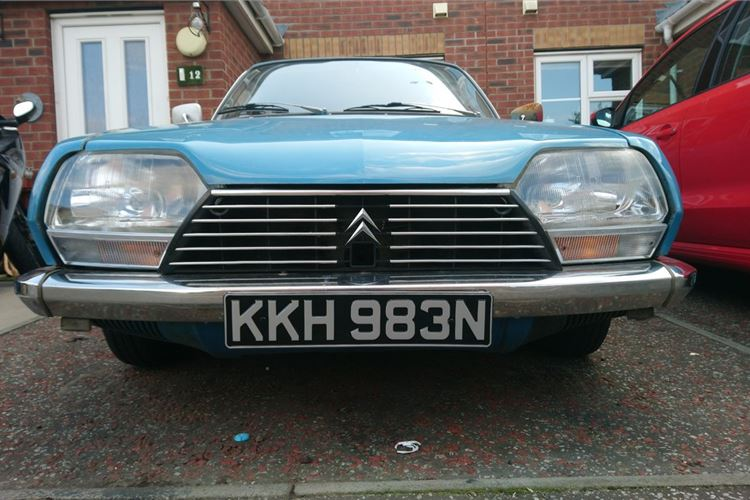 Citroen Gs Classic Cars For Sale Honest John