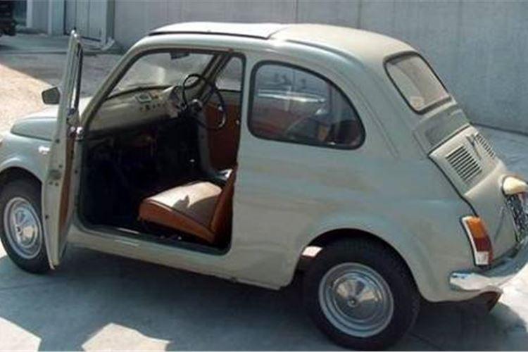 1968 Fiat 500F RHD Cars For Sale   Honest John