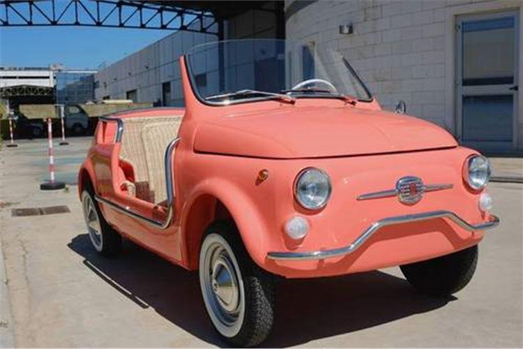 1964 Fiat 500 Jolly Replica Cars For Sale Honest John
