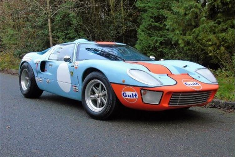 Ford Gt40 Classic Cars For Sale Honest John