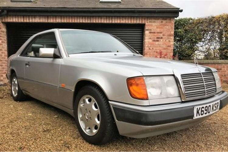 3 Mercedes-Benz W124 Coupe Classic Cars For Sale | Honest John