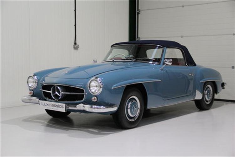 1960 Mercedes 190SL Right Hand Drive Cars For Sale | Honest John