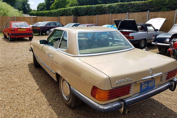 Mercedes-Benz SL-Class 1970s Classic Cars For Sale   Honest John