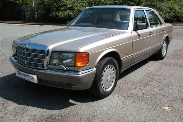 Mercedes Benz W126 Classic Cars For Sale Classic Cars For Sale