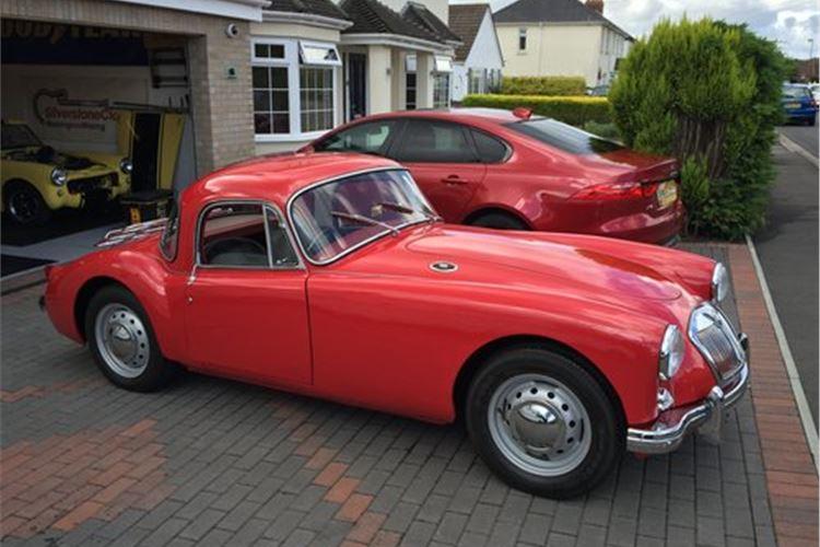 MG 1957 Classic Cars For Sale   Honest John