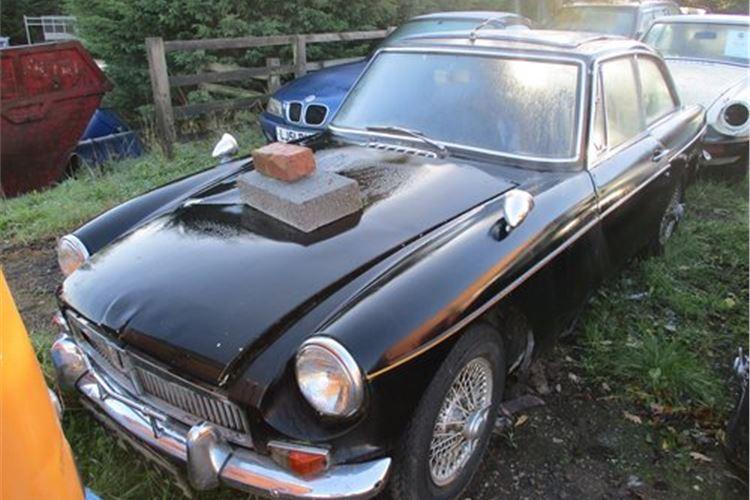MG MGB 1967 Classic Cars For Sale | Honest John