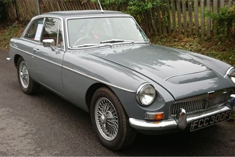 MG MGC GT Classic Cars For Sale   Honest John