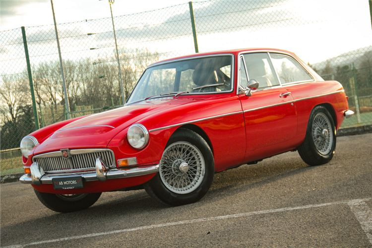 MG MGC GT Classic Cars For Sale | Honest John