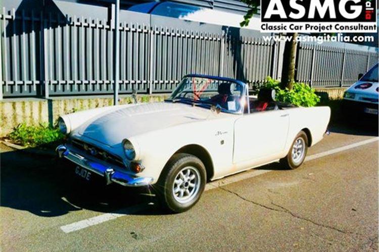 Sunbeam Alpine Classic Cars For Sale Honest John