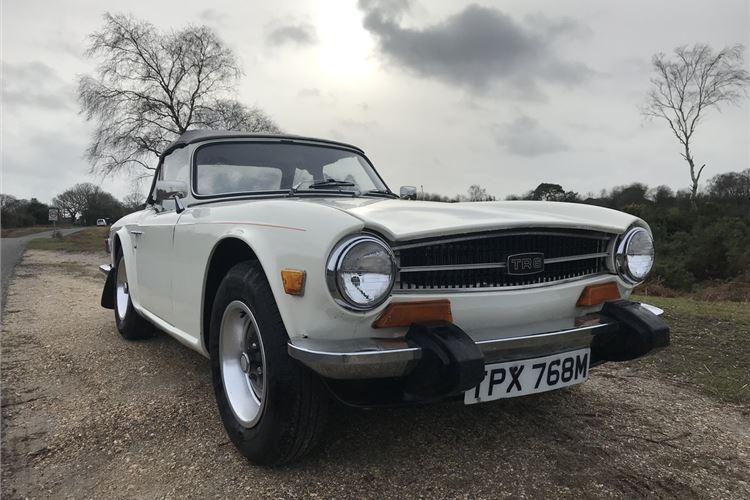 Triumph TR6 Classic Cars For Sale | Honest John